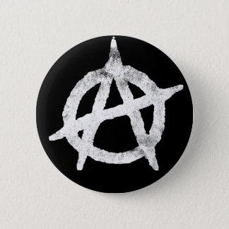 """Badge Rond 5 Cm """"entourez"""" un symbole d'anarchie"""