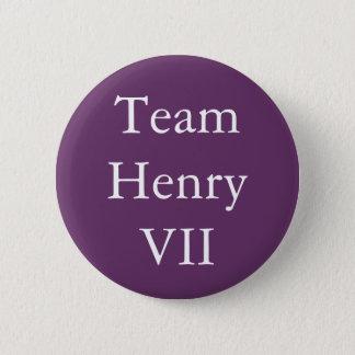Badge Rond 5 Cm Équipe Henry VII