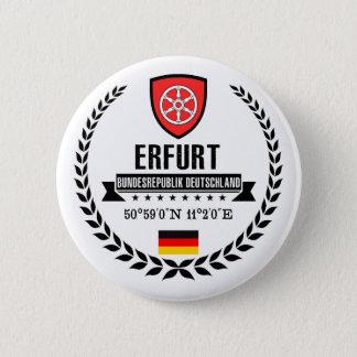 Badge Rond 5 Cm Erfurt