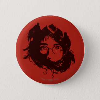 Badge Rond 5 Cm ™ et Dementors de HARRY POTTER