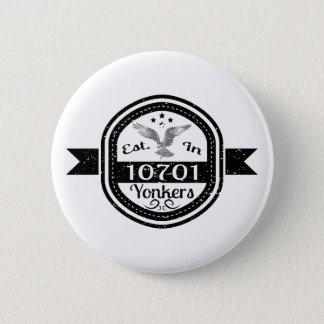 Badge Rond 5 Cm Établi dans 10701 Yonkers