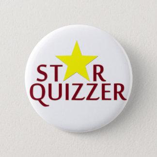 Badge Rond 5 Cm Étoile Quizzer