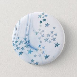 Badge Rond 5 Cm étoiles de bouton de la mer