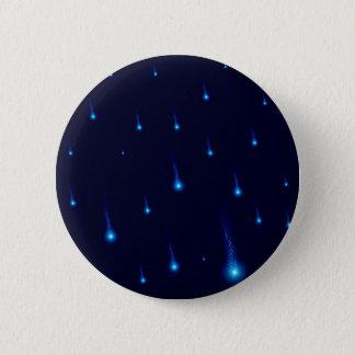 Badge Rond 5 Cm Étoiles filantes