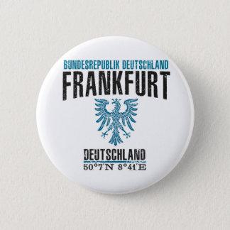 Badge Rond 5 Cm Francfort
