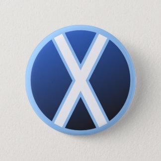 Badge Rond 5 Cm Gebo Gyfu Rune