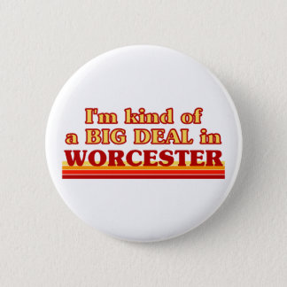 Badge Rond 5 Cm Genre d'I´m d'affaire à Worcester