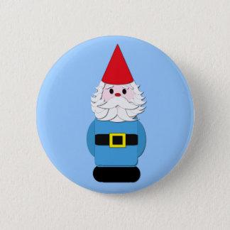 Badge Rond 5 Cm Gnome scandinave