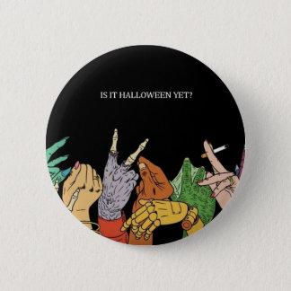 Badge Rond 5 Cm Goupille de Missin Halloween