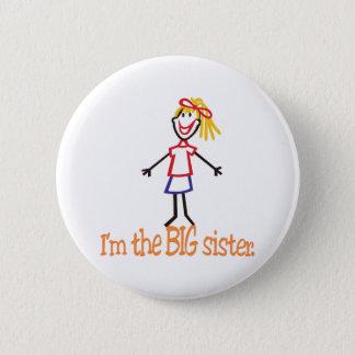 Badge Rond 5 Cm Grande soeur