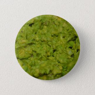 Badge Rond 5 Cm Guacamole
