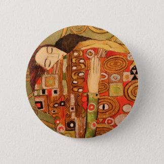 Badge Rond 5 Cm Gustav Klimt