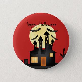 Badge Rond 5 Cm Halloween