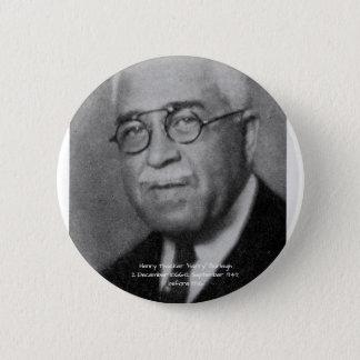"Badge Rond 5 Cm Henry Thacker ""Harry"" Burleigh"