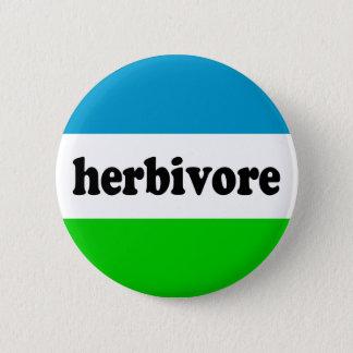 Badge Rond 5 Cm herbivore