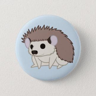Badge Rond 5 Cm Hérisson pygméen domestique mignon