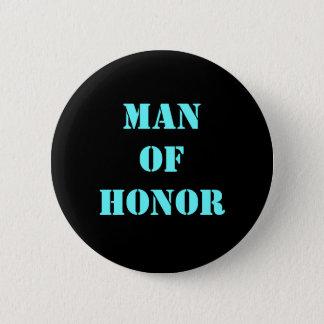 Badge Rond 5 Cm Homme d'honneur