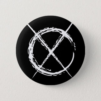 Badge Rond 5 Cm Homme mince