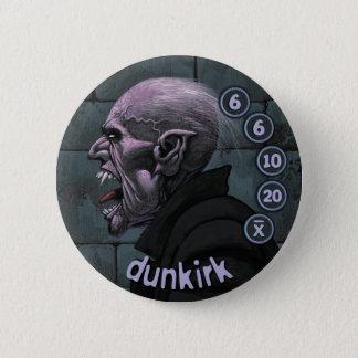 Badge Rond 5 Cm Hommes de bouton Vampyres : Dunkerque