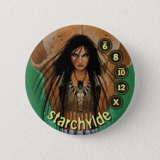 Badge Rond 5 Cm Hommes de bouton Vampyres : Starchylde