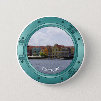 Badge Rond 5 Cm Hublot du Curaçao