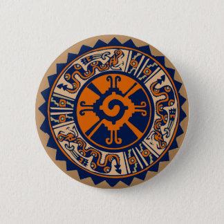 Badge Rond 5 Cm Hunab maya Ku