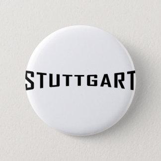 Badge Rond 5 Cm icône de Stuttgart deutschland