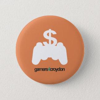 Badge Rond 5 Cm Icône d'économie de G4C
