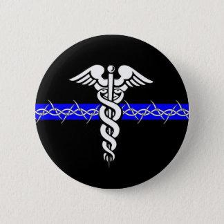 Badge Rond 5 Cm Infirmière correctionnelle