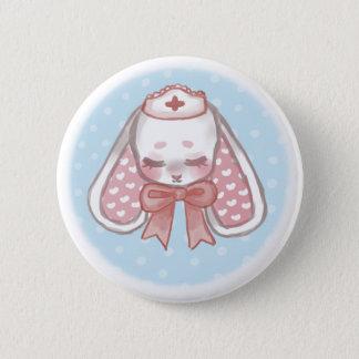 Badge Rond 5 Cm Infirmière Mimi (sans cache)