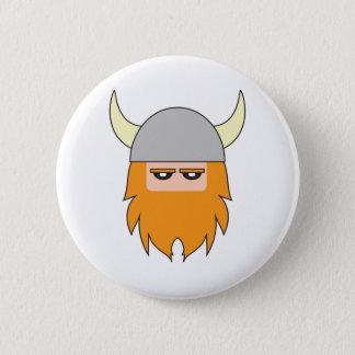 Badge Rond 5 Cm Insigne de Gustav Gustavson Viking