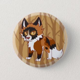 Badge Rond 5 Cm Insigne de Mapleshade Chibi