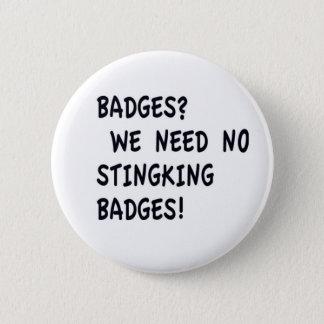Badge Rond 5 Cm Insignes de Stingking