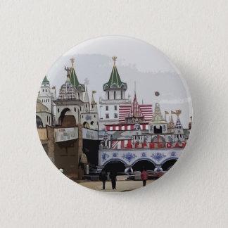 Badge Rond 5 Cm Izmailovsky Market_english