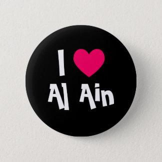 Badge Rond 5 Cm J'aime Al Ain