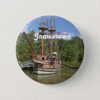 Badge Rond 5 Cm Jamestown