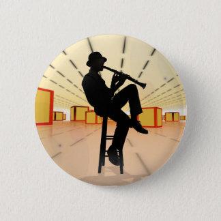 Badge Rond 5 Cm Jazz frais 3