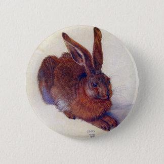 Badge Rond 5 Cm Jeunes lièvres par Albrecht Durer, beaux-arts de