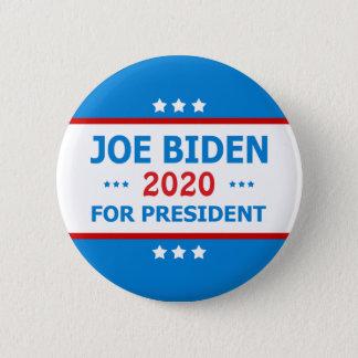 Badge Rond 5 Cm Joe Biden pour le président 2020