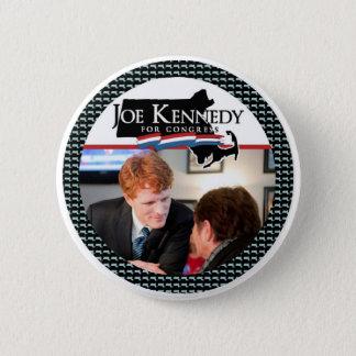 Badge Rond 5 Cm Joe Kennedy pour le congrès