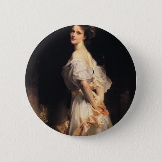 Badge Rond 5 Cm John Singer Sargent - Nancy Astor - beaux-arts