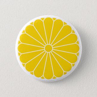 Badge Rond 5 Cm Joint impérial du Japon - bouton