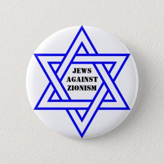 Badge Rond 5 Cm Juifs contre le sionisme
