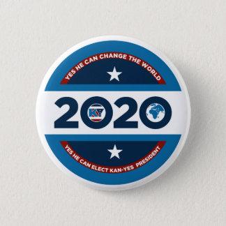 Badge Rond 5 Cm Kan - oui il peut 2020