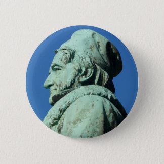 Badge Rond 5 Cm Karl Friedrich Gauß (gauss) 1,2, Brunswick