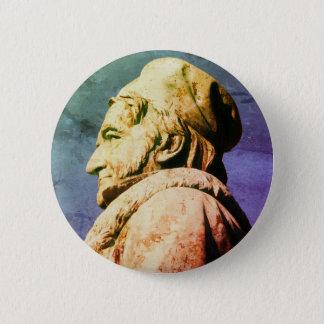 Badge Rond 5 Cm Karl Friedrich Gauß (gauss) 1.2.F, Brunswick