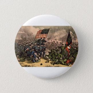 Badge Rond 5 Cm La deuxième bataille de la guerre civile