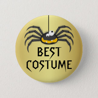 Badge Rond 5 Cm La meilleure récompense de costume d'araignée