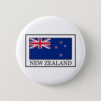 Badge Rond 5 Cm La Nouvelle Zélande