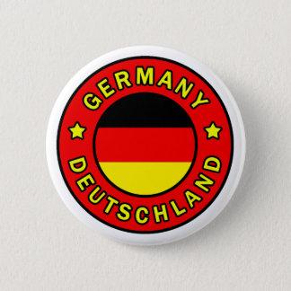 Badge Rond 5 Cm L'Allemagne